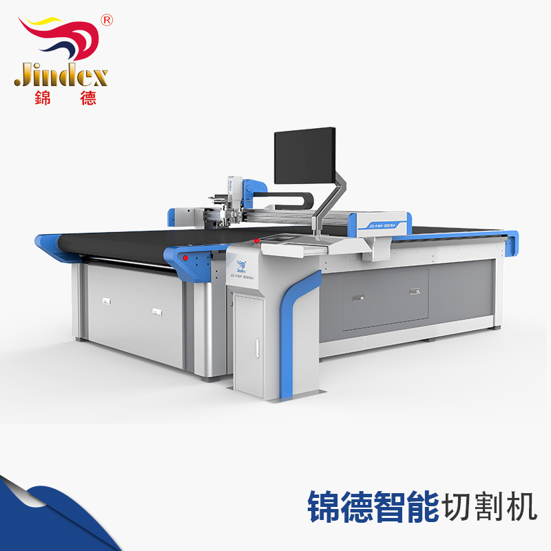 Jindex  Automatic Feeding And Cutting Machine For Soft GlassD-ASF Series