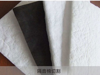 Sound insulation cotton