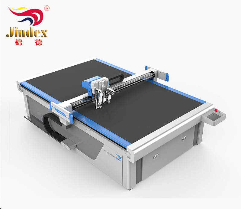 Jindex Soft Glass Cutting Machine JD-AS Series