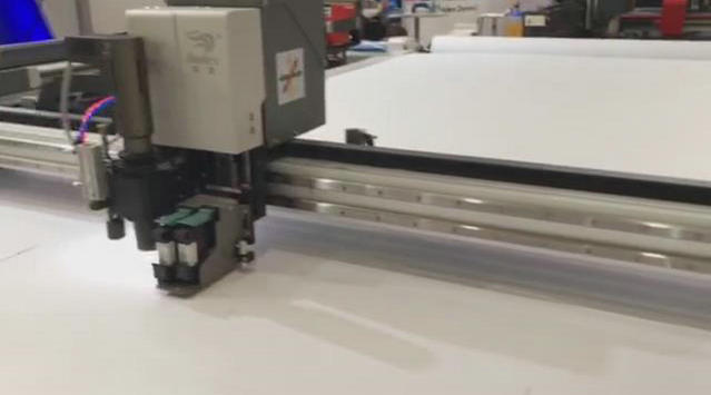 Fabric Inkjet Cutting