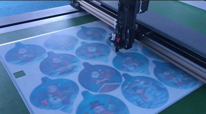 3D Pattern PVC Sheet Cutting